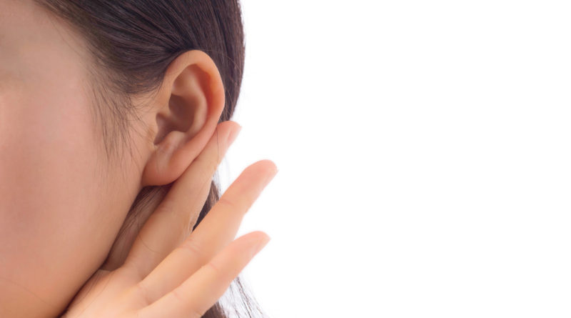 Почему мы себя не слышим